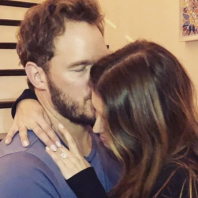 Menikah Ini 5 Fakta Hubungan Chris Pratt Dan Ketherine Schwarzenegger