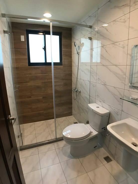 四樓後浴室