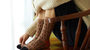 襪子控一早起床的快樂 socks apeal with Mogu Takahashi