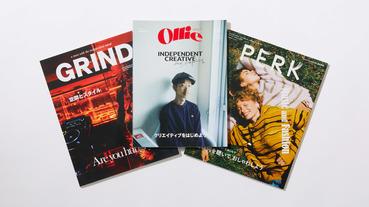 不會停刊將繼續出版《GRIND》《Ollie》《PERK》還有多少人執著於印刷的墨香