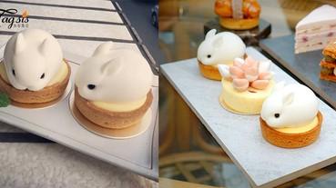 你怎麼可以吃兔兔,兔兔那麼可愛!甜點VS兔兔~太難選擇了!
