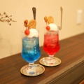 クリームソーダ - 実際訪問したユーザーが直接撮影して投稿した菊井カフェ喫茶ゾウメシの写真のメニュー情報