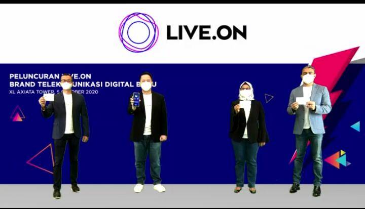 Xl Axiata Luncurkan Live On Provider Full Digital Sasar Anak Muda Manado Post Line Today