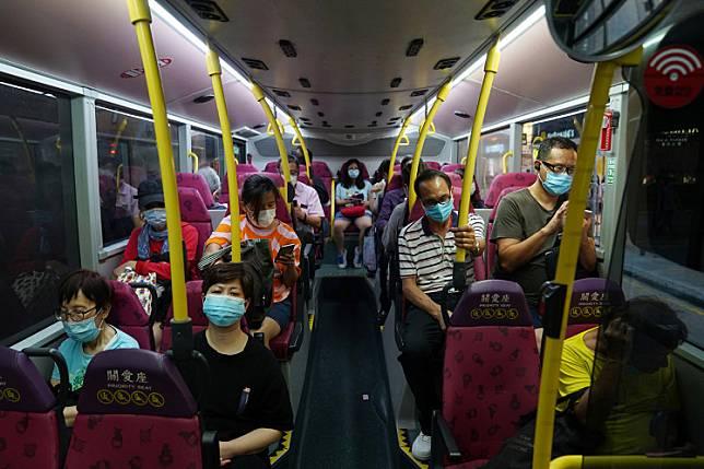 Hong Kong Reports Daily Record Of 118 Coronavirus Cases Thejakartapost Com Line Today
