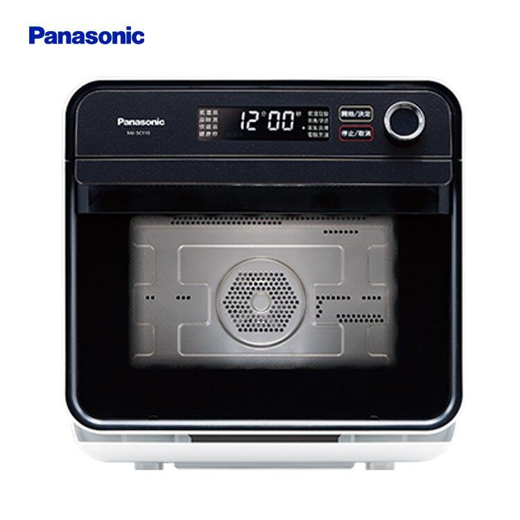 【送全家商品卡$1000】Panasonic 國際 NU-SC110 蒸氣烘烤爐 15L 三種蒸氣設定 12項美味行程