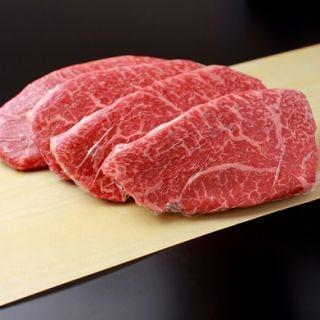 牛モモステーキ(交雑種)
