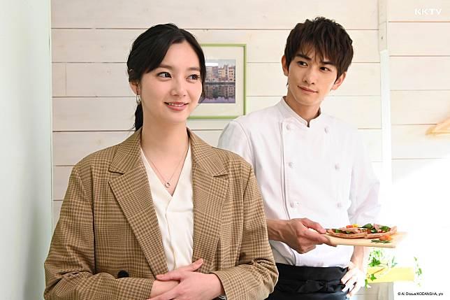 KKTV新跟播日劇《Guilty這個戀愛有罪嗎?》新川優愛將會出軌愛上高中出戀町田啟太
