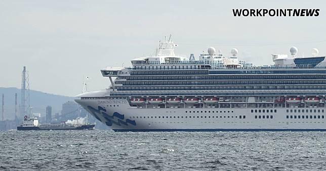ฮ่องกงเตรียมส่งเที่ยวบินรับคนที่ถูกกักบนเรือสำราญในญี่ปุ่น