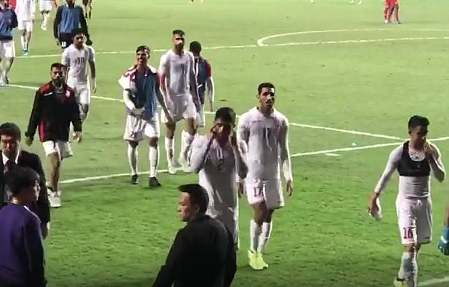 Fifa opens disciplinary proceedings against Bahrain player who aimed 'slant-eye' gesture at Hong Kong supporters after World Cup qualifier