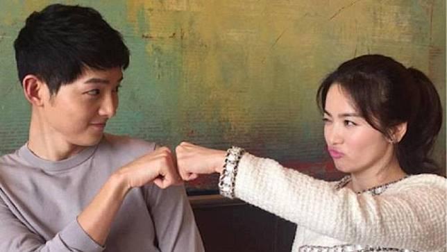 [Bintang] Dengar Lagu Ini di Pernikahan, Song Hye Kyo Meneteskan Air Mata