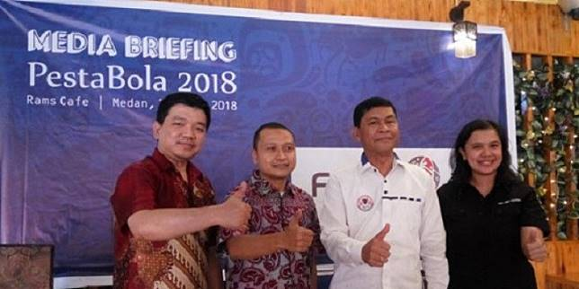2500 Titik di Indonesia Resmi Adakan Nobar Piala Dunia 2018