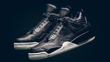 新聞分享 / Air Jordan 4 Retro Premium