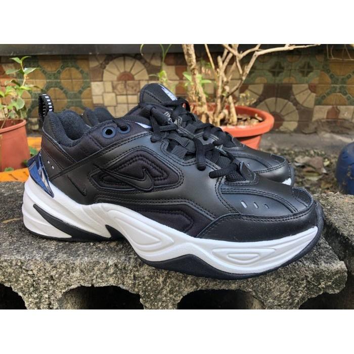 玉米潮流本舖 W NIKE M2K TEKNO AO3108-003 女款 黑白色 老爹鞋 極限量 增高 美腿神鞋