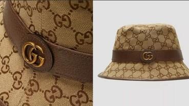 Gucci 經典 GG Logo 樣式漁夫帽上架、Heron Preston 首款自主運動鞋即將上架