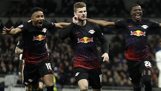 Werner Merasa Cocok dengan Gaya Main Liverpool