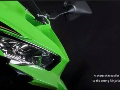 Kawasaki Indonesia Telah Menyebarkan Video Teaser dari Ninja ZX-25R