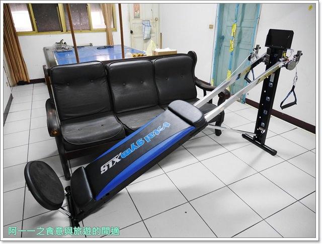 全能健身房Total Gym XLS減肥小鮮肉猛男羅禮士愛享客image020
