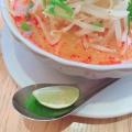 トムヤムヌードル - 実際訪問したユーザーが直接撮影して投稿した西新宿タイ料理マンゴツリーカフェ 新宿の写真のメニュー情報