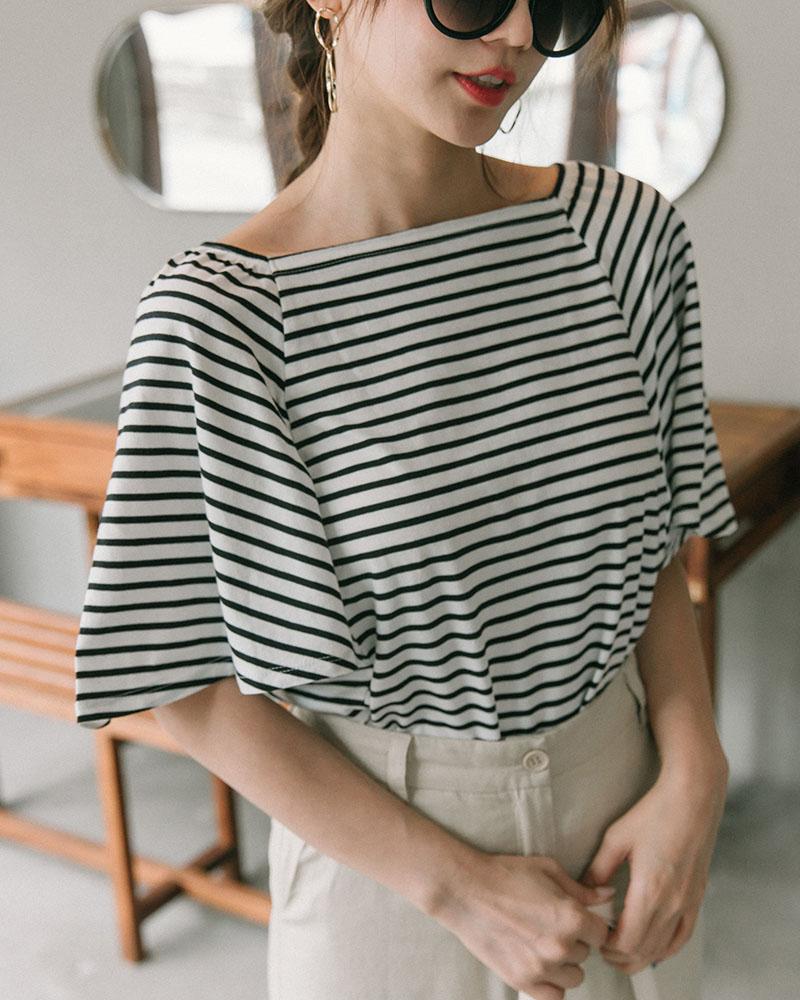 肩部鬆緊設計 / 舒適棉料 商品長度/適中商品版型/適中商品厚薄/適中商品彈性/佳