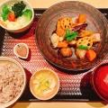 すけそう鱈と野菜の黒酢あん定食 - 実際訪問したユーザーが直接撮影して投稿した新宿定食屋大戸屋 新宿東口中央通り店の写真のメニュー情報
