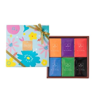 大方又氣派多種選擇搭配比利時頂級進口純巧克力總共有15種新奇口味