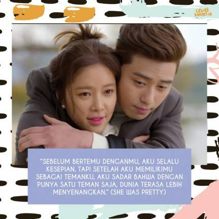 quotes menyentuh dari drama korea tentang perpisahan