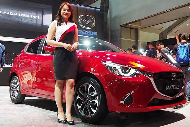 IIMS 2019: Mazda Kenalkan Tagline Baru