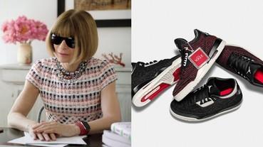 這次惡魔不穿 Prada 改穿 Jordan!《Vogue》x AJ3 聯名鞋款即將上架