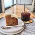キャロットケーキ - 実際訪問したユーザーが直接撮影して投稿した六角橋ベーグル白楽ベーグルの写真のメニュー情報
