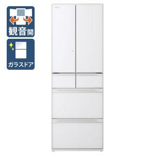 フレンチ6ドア冷蔵庫(R-HW52N-XW)