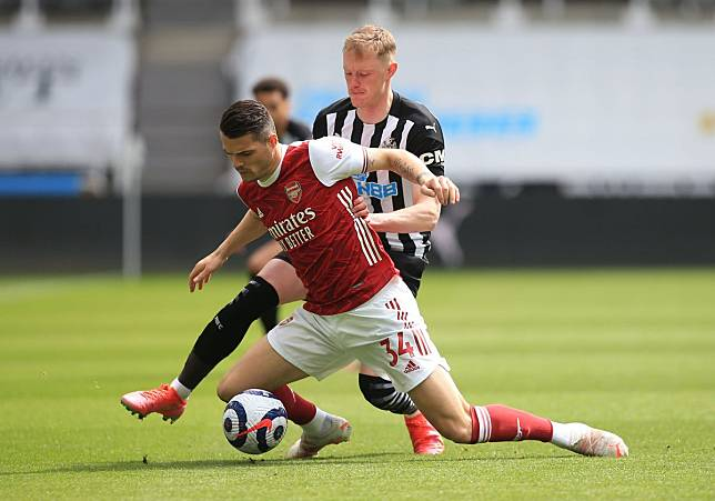 Hasil Newcastle United vs Arsenal, The Gunners Curi Tiga Poin di St. James' Park dan Ancam Posisi Everton