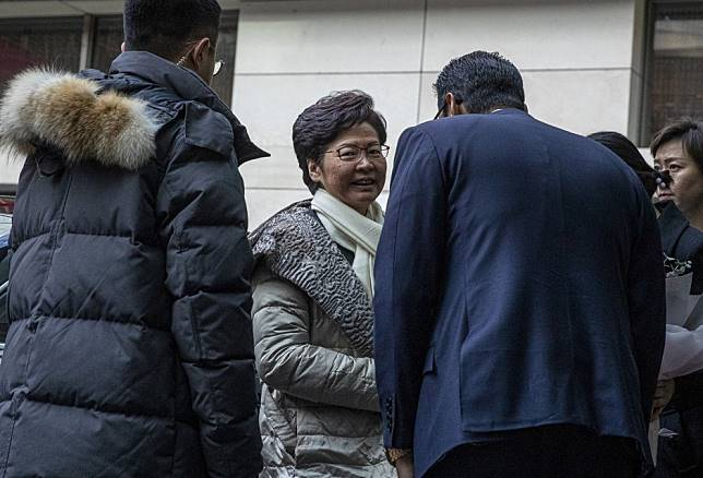 Amid protests and talk of reshuffles, Hong Kong chief Carrie Lam flies to Beijing to meet Xi Jinping