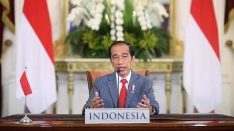 Jokowi: Memang Kasus COVID-19 Melandai, tapi Jangan Merasa Sudah Aman