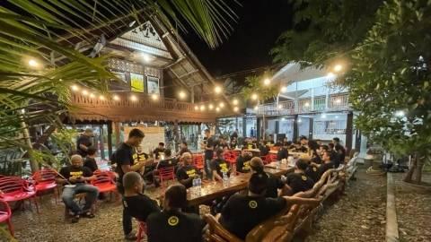 Kisah Tuagila FC Bukber dengan Prokes Ketat, Jaga Silaturahmi di Tengah Pandemi (1)