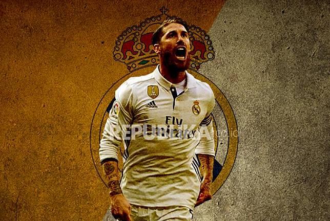 Demi Gelar La Liga, Ramos: Madrid Fokus Vs Villarreal