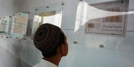 Pameran Al Quran. ©2019 Merdeka.com