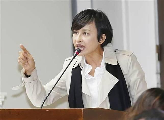 民進黨立委邱議瑩。(資料照)