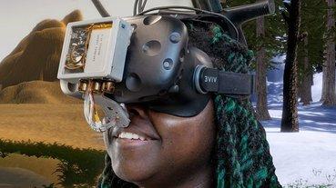VR系統如何讓用戶感受溫度?研究人員:鼻子!