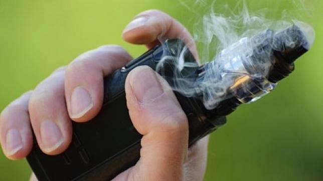 Vape, Salah Satu Produk Tembakau Alternatif. (Shutterstock)