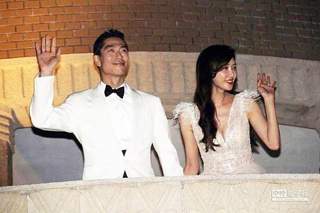 林志玲大婚,部落客曝她私下一面。(中時資料照)