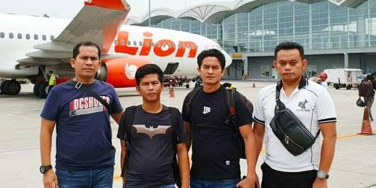 Nando ditangkap di tangsel. ©2019 Merdeka.com/istimewa