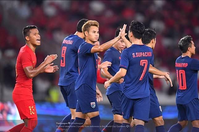 Kualifikasi Piala Dunia 2022, Indonesia Wakil Asia Tenggara Paling Nelangsa di Fase Grup