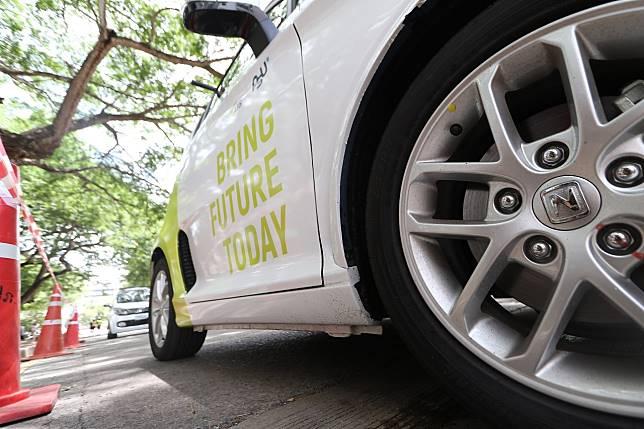 AIS โชว์ 5G บังคับรถไร้คนขับข้ามภูมิภาคผ่านเน็ต