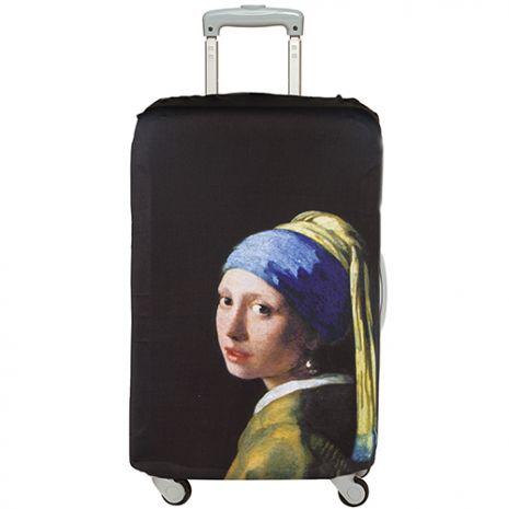 天生托特,天生獨特 讓你的行李箱在人群中突顯你的個人品味 防潑水設計! 不褪色易清洗 袋重:230公克 適用:28吋以上行李箱
