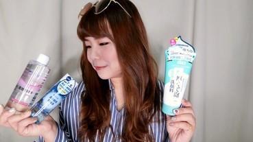開架洗卸用品推薦-雪芙蘭卸妝系列:眼唇卸妝油/卸妝乳/卸妝水、水平衡超濃密水感泡泡洗面乳(邀稿)