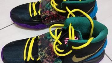網友 Rose Lin 鞋評 / Nike Kyrie 6