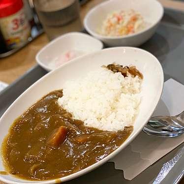 実際訪問したユーザーが直接撮影して投稿した新宿カレー幸福堂カレーの写真