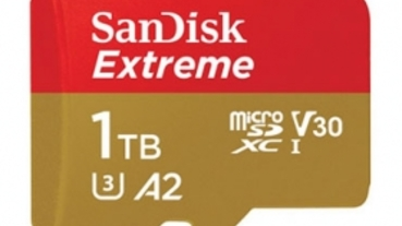 SanDisk、Micron 推新品,讓手機記憶卡正式進入到 1TB 容量時代