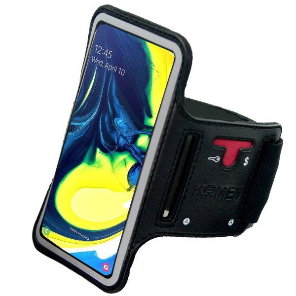 KAMEN Xction甲面 X行動Samsung Galaxy A80 A70 6.7吋d 運動臂套 臂帶 臂袋 手臂套