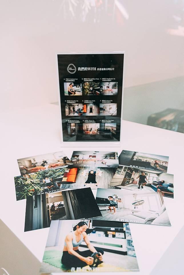 想獲得由相展作品打造而成的一套九款紀念Post Card?於展覽期間作任何消費並讚好商場Facebook或Instagram,即可免費獲得一張。(互聯網)